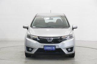 2016 Honda Jazz GF MY17 VTi-S Silver 1 Speed Constant Variable Hatchback.