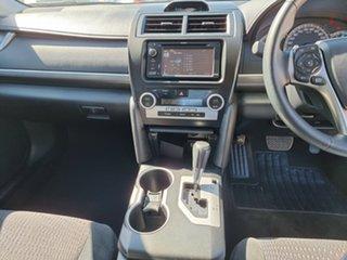 2012 Toyota Camry ASV50R Atara S White 6 Speed Sports Automatic Sedan