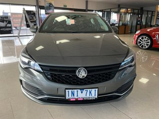 2016 Holden Astra BK MY17 R Grey 6 Speed Sports Automatic Hatchback.