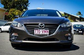 2015 Mazda 3 BM5278 Touring SKYACTIV-Drive Bronze 6 Speed Sports Automatic Sedan.