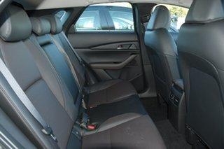 2021 Mazda CX-30 DM2W7A G20 SKYACTIV-Drive Astina Snowflake White 6 Speed Sports Automatic Wagon