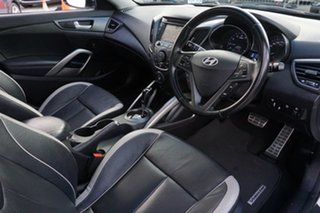 2014 Hyundai Veloster FS3 SR Coupe Turbo White 6 Speed Sports Automatic Hatchback