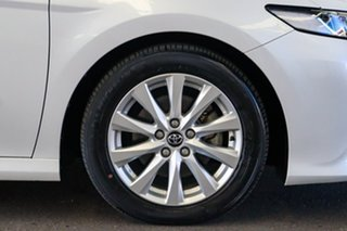 2018 Toyota Camry ASV70R Ascent Frosted White 6 Speed Automatic Sedan