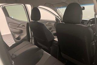 2015 Mitsubishi Triton MQ MY16 GLX Double Cab 4x2 White 5 speed Automatic Utility