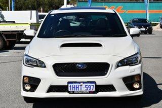 2016 Subaru WRX V1 MY17 Premium Lineartronic AWD White 8 Speed Constant Variable Sedan