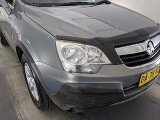 2009 Holden Captiva CG MY10 5 Grey 5 Speed Manual Wagon.
