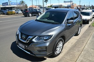 2018 Nissan X-Trail T32 Series 2 ST (2WD) Grey Continuous Variable Wagon