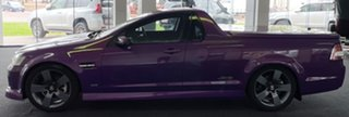 2008 Holden Ute VE SS Purple 6 Speed Sports Automatic Utility