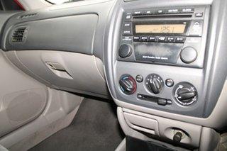 2002 Mazda 323 Astina Red 5 Speed Manual Hatchback