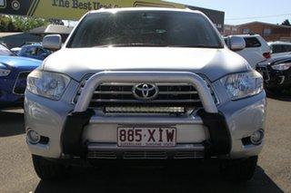 2009 Toyota Kluger GSU45R Grande AWD Silver 5 Speed Sports Automatic Wagon.