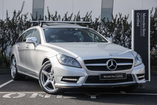 2013 Mercedes-Benz CLS-Class X218 CLS250 CDI BlueEFFICIENCY 7G-Tronic + Shooting Brake.