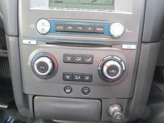 2004 Ford Falcon BA XL Ute Super Cab White 4 Speed Automatic Utility