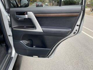 2019 Toyota Landcruiser VDJ200R Sahara Silver 6 Speed Sports Automatic Wagon