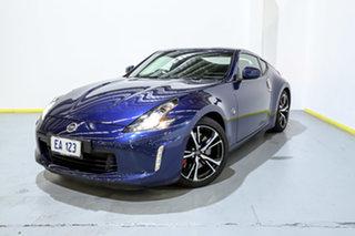 2018 Nissan 370Z Z34 MY17 Blue 7 Speed Automatic Coupe.