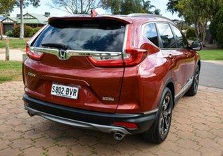 2018 Honda CR-V RW MY18 VTi-S FWD Red 1 Speed Constant Variable Wagon