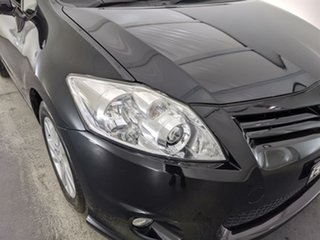 2012 Toyota Corolla ZRE152R MY11 Ascent Sport Black 4 Speed Automatic Hatchback.