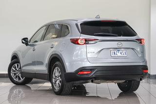 2018 Mazda CX-9 TC Touring SKYACTIV-Drive Silver 6 Speed Sports Automatic Wagon.