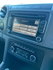 2011 Volkswagen Amarok 2H TDI400 4Mot Highline Champagne 6 Speed Manual Utility