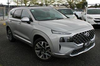 2021 Hyundai Santa Fe Tm.v3 MY21 Highlander DCT Silver 8 Speed Sports Automatic Dual Clutch Wagon.