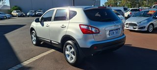 2012 Nissan Dualis J10 Series II MY2010 ST Hatch X-tronic Silver 6 Speed Constant Variable Hatchback