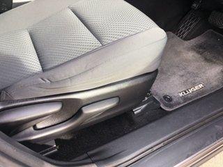2015 Toyota Kluger Grey Wagon