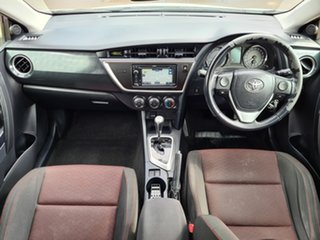 2014 Toyota Corolla ZRE182R Levin S-CVT SX White 7 Speed Constant Variable Hatchback