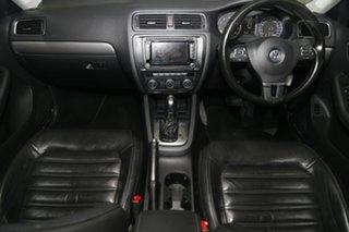 2012 Volkswagen Jetta 1B MY13 147TSI DSG Highline Silver 6 Speed Sports Automatic Dual Clutch Sedan