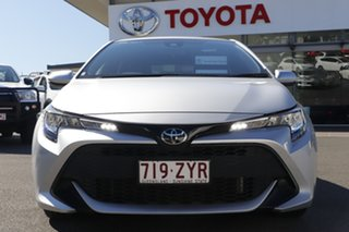 2020 Toyota Corolla Mzea12R Ascent Sport Silver Pearl 10 Speed Constant Variable Hatchback.