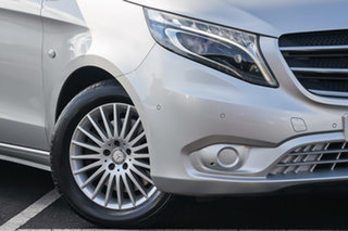 2016 Mercedes-Benz V-Class 447 V250 d 7G-Tronic + Avantgarde Silver 7 Speed Sports Automatic Wagon