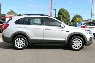 2017 Holden Captiva CG MY17 Active 2WD Nitrate Silver 6 Speed Sports Automatic Wagon