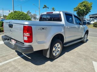 2018 Holden Colorado RG MY18 LT Pickup Crew Cab Silver 6 Speed Sports Automatic Utility
