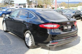 2016 Ford Mondeo MD Trend Black 6 Speed Sports Automatic Dual Clutch Hatchback