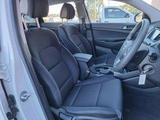2018 Hyundai Tucson TL2 MY18 Active 2WD White 6 Speed Sports Automatic Wagon.