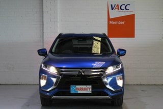 2018 Mitsubishi Eclipse Cross YA MY18 LS 2WD Blue 8 Speed Constant Variable Wagon