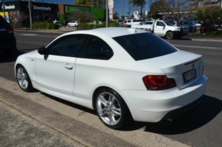 2013 BMW 120i E82 MY13 Update White 6 Speed Automatic Coupe