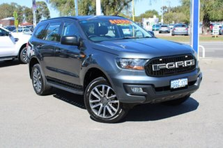 2016 Ford Everest UA Ambiente Grey 6 Speed Sports Automatic SUV.