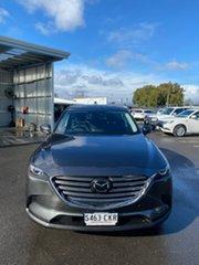 2019 Mazda CX-9 TC Sport SKYACTIV-Drive i-ACTIV AWD Grey 6 Speed Sports Automatic Wagon.