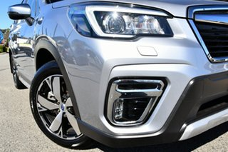 2018 Subaru Forester S5 MY19 2.5i-S CVT AWD Silver 7 Speed Constant Variable Wagon.
