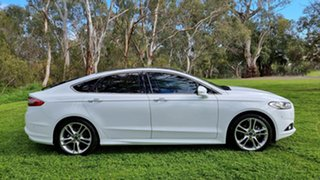 2018 Ford Mondeo MD 2018.25MY Titanium White 6 Speed Sports Automatic Dual Clutch Hatchback