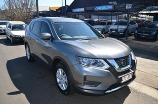 2018 Nissan X-Trail T32 Series 2 ST (2WD) Grey Continuous Variable Wagon.