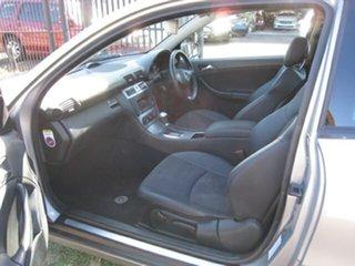 2009 Mercedes-Benz CLC200 Kompressor 203 Gold 5 Speed Automatic Coupe