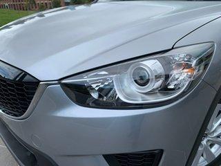 2014 Mazda CX-5 KE1071 MY14 Maxx SKYACTIV-MT Grey 6 Speed Manual Wagon.