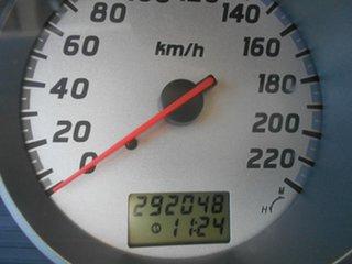 2003 Nissan X-Trail T30 TI Silver 5 Speed Manual Wagon