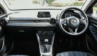 2016 Mazda 2 DJ2HA6 Neo SKYACTIV-MT Grey 6 Speed Manual Hatchback.