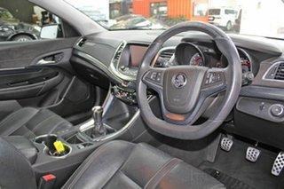 2014 Holden Commodore VF MY15 SS-V Black 6 Speed Manual Sedan