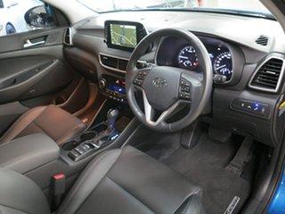 2020 Hyundai Tucson TL3 MY20 Elite 2WD Aqua Blue 6 Speed Automatic Wagon