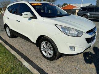 2010 Hyundai ix35 LM MY11 Elite (AWD) White 6 Speed Automatic Wagon