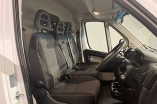 2017 Fiat Ducato Series 6 Mid Roof LWB Comfort-matic White 6 speed Automatic Van
