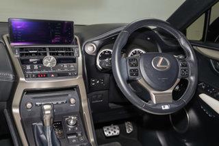 2017 Lexus NX AGZ10R NX300 2WD F Sport Red 6 Speed Sports Automatic Wagon