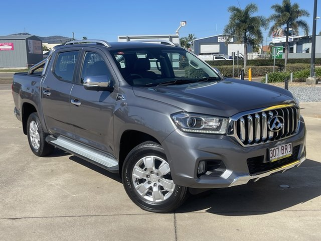 Used LDV T60 SK8C Luxe Townsville, 2019 LDV T60 SK8C Luxe Grey 6 Speed Sports Automatic Utility